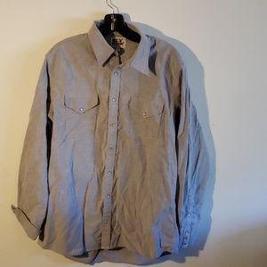 Elly Cattlemen Button Up Shirt.